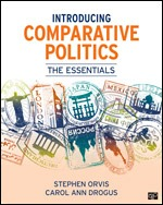 Solution Manual (Complete Download) Introducing Comparative Politics The Essentials By Carol Ann Drogus, Stephen OrvisISBN: 9781506385693, ISBN: 9781544344409 Instantly Downloadable Solution Manual