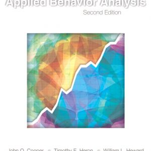 Test Bank (Complete Download) for   Applied Behavior Analysis