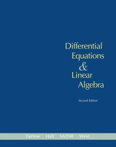 Solution Manual (Complete Download) for   Differential Equations and Linear Algebra