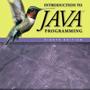 Test Bank (Complete Download) for   Introduction to Java Programming