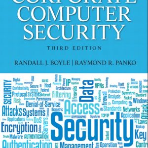 Solution Manual (Complete Download) for   Corporate Computer Security
