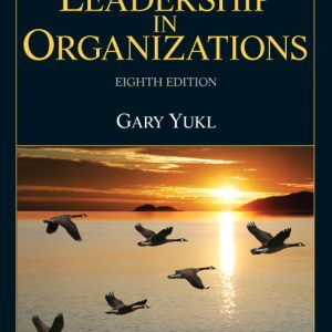 Test Bank (Complete Download) for   Leadership in Organizations