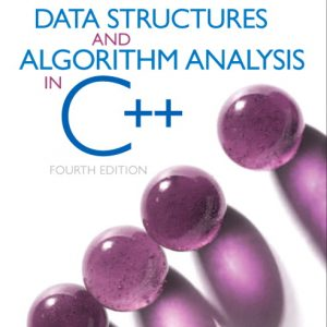 Solution Manual (Complete Download) for   Data Structures and Algorithm Analysis in C++
