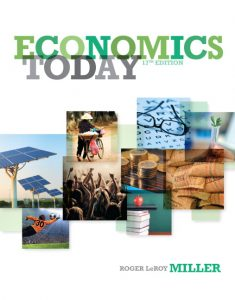 Solution Manual (Complete Download) for   Economics Today