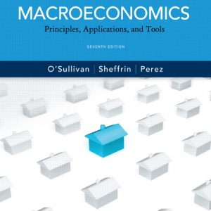 Test Bank (Complete Download) for   Macroeconomics: Principles