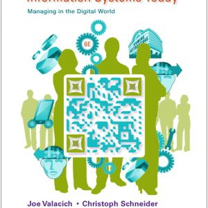Solution Manual (Complete Download) for   Information Systems Today: Managing in the Digital World