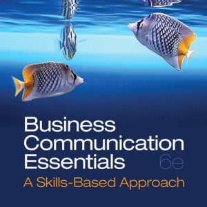 Test Bank (Complete Download) for   Business Communication Essentials