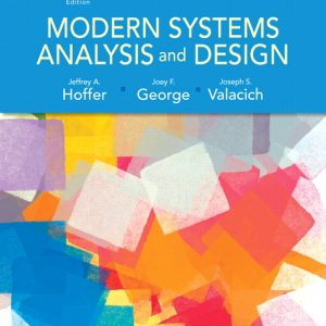 Test Bank (Complete Download) for   Modern Systems Analysis and Design