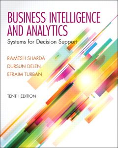 Solution Manual (Complete Download) for   Business Intelligence and Analytics: Systems for Decision Support