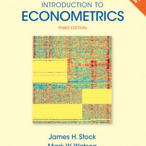 Test Bank (Complete Download) for   Introduction to Econometrics