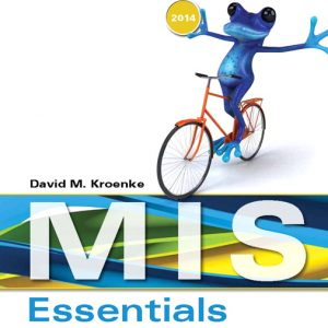 Test Bank (Complete Download) for   MIS Essentials