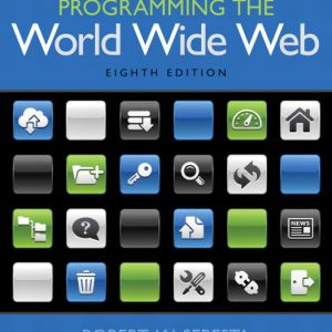 Solution Manual (Complete Download) for   Programming the World Wide Web