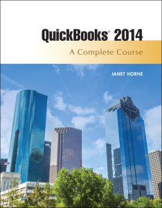 Test Bank (Complete Download) for   Quickbooks 2014: A Complete Course