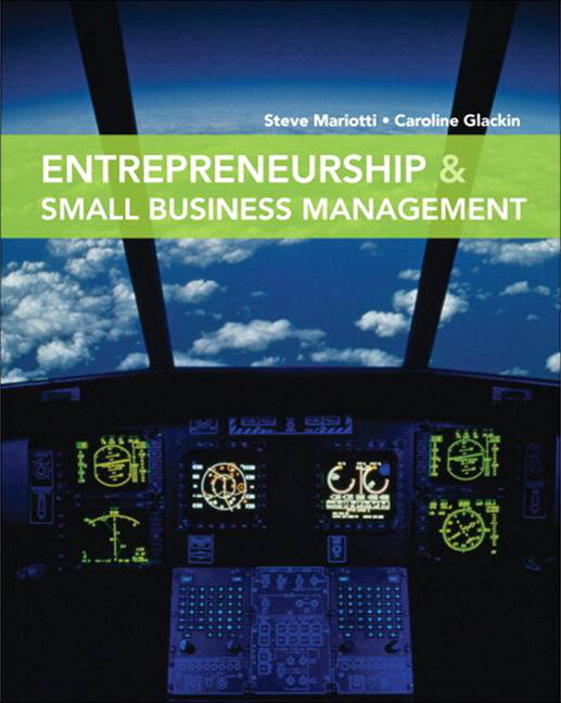 Test Bank (Complete Download) for   Entrepreneurship and Small Business Management