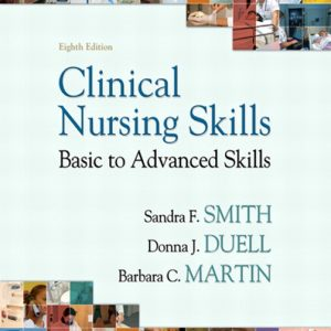 Test Bank (Complete Download) for   Clinical Nursing Skills
