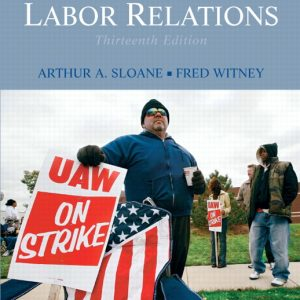 Test Bank (Complete Download) for   Labor Relations