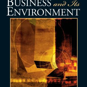 Test Bank (Complete Download) for   Business and Its Environment