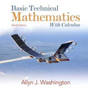 Test Bank (Complete Download) for   Basic Technical Mathematics with Calculus