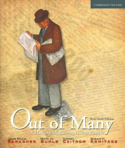 Solution Manual (Complete Download) for   Out of Many: A History of the American People