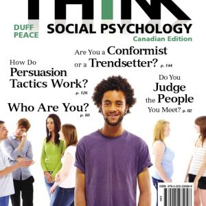 Test Bank (Complete Download) for   THINK Social Psychology