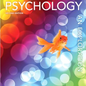 Test Bank (Complete Download) for   Psychology: An Exploration