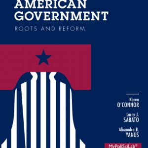 Test Bank (Complete Download) for   Essentials of American Government: Roots and Reform 2012 Election Edition