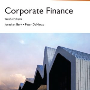Test Bank (Complete Download) for Corporate Finance