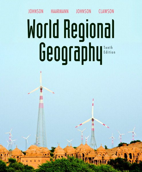 Solution Manual (Complete Download) for   World Regional Geography
