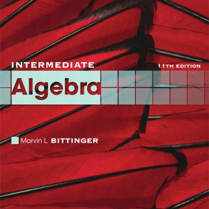 Solution Manual (Complete Download) for   Intermediate Algebra