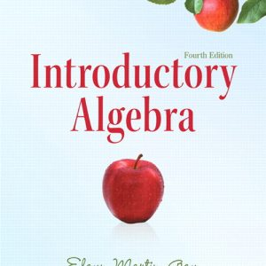 Solution Manual (Complete Download) for   Introductory Algebra