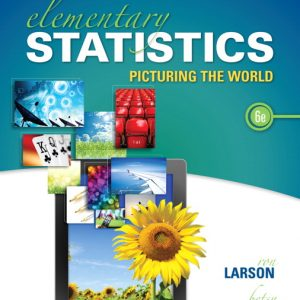 Test Bank (Complete Download) for   Elementary Statistics: Picturing the World