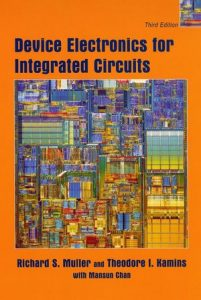 Solution Manual (Complete Download) for   Device Electronics for Integrated Circuits