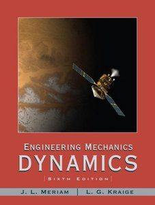 Solution Manual (Complete Download) for   Engineering Mechanics: Dynamics