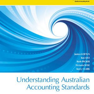 Solution Manual (Complete Download) for   Understanding Australian Accounting Standards