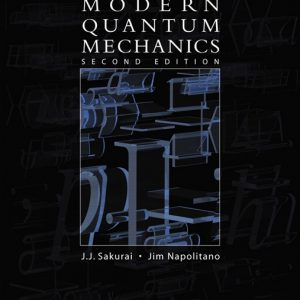 Solution Manual (Complete Download) for   Modern Quantum Mechanics