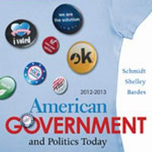 Test Bank (Complete Download) for   American Government and Politics Today