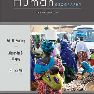 Test Bank (Complete Download) for   Human Geography: People