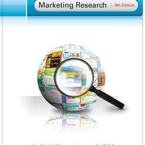 Test Bank (Complete Download) for   Marketing Research