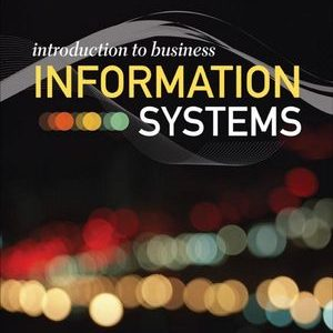 Solution Manual (Complete Download) for   Introduction to Business Information Systems
