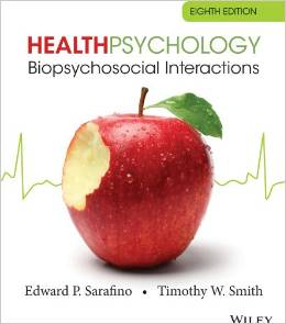 Test Bank (Complete Download) for  Health Psychology Biopsychosocial Interactions 8th Edition
