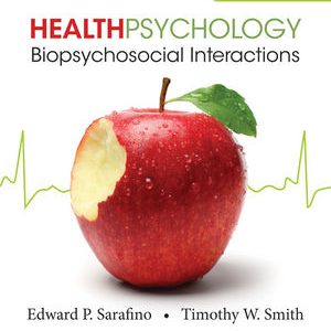 Test Bank (Complete Download) for   Health Psychology: Biopsychosocial Interactions