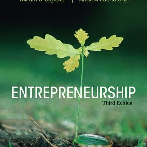 Solution Manual (Complete Download) for   Entrepreneurship