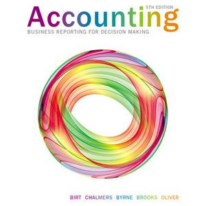 Test Bank (Complete Download) for  Accounting Business Reporting For Decision Making 5th Edition