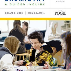 Solution Manual (Complete Download) for   Chemistry: A Guided Inquiry