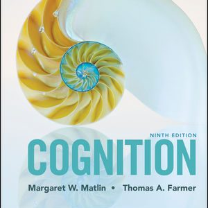 Test Bank (Complete Download) for   Cognition