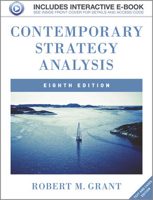 Solution Manual Complete Download For Contemporary Strategy Analysis Text And Cases 8th Edition Robert M Grant Isbn 9781119941897 Instantly Downloadable Solution Manual