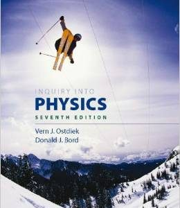 Test Bank (Complete Download) for  Inquiry into Physics 7th Edition