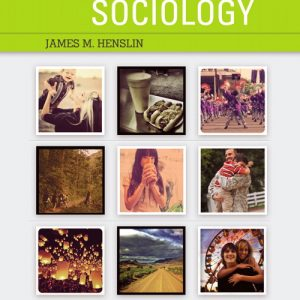 Test Bank (Complete Download) for   Mastering Sociology