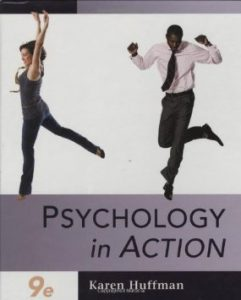 Test Bank (Complete Download) for  Psychology in Action