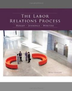 Test Bank (Complete Download) for  The Labor Relations Process